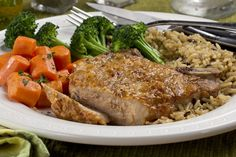 Here it is, the ultimate weeknight dinner solution and one of our easiest baked pork chop recipes! This Pork Chop Casserole comes together in minutes and fills the house with an aroma that will bring your gang running to the table.