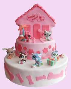 littlest pet shop cakes pictures | Photo Gallery