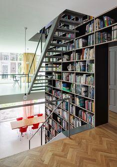 Shift architecture urbanism · Vertical Loft