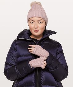 b7011450622 Twisted Bliss Fingerless Gloves - Keep your hands warm—and your fingers  free to text