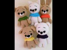Cartera de dama tejida a crochet - YouTube