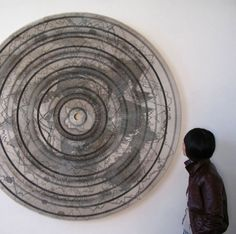 Guggenheim Donut Paper Art