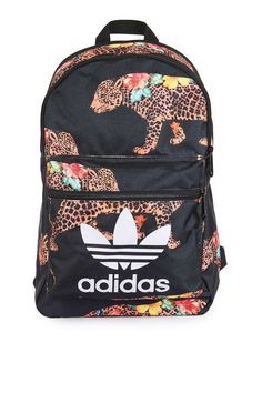 c4dff0974d22 adidas Originals Classic Flowers Backpack ( 46) ❤ liked on Polyvore ...