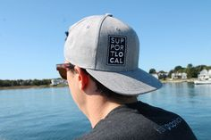 LICENSED TO ILL SUPPORT LOCAL SNAPBACK — SUPPORT LOCAL Snapback f808d420b4fa