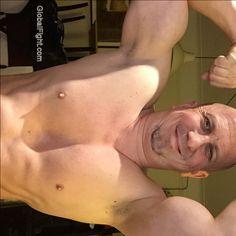 huge muscle pecs