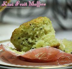 Kiwi Fruit Muffins