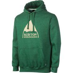 Burton Mountain Logo Pullover Hoodie - Men's