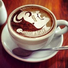 Coffee And Noles