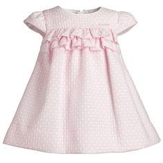 JACADI dress with ruffles, baby, toddler