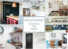 Cocinas con alma. Diseño.  Más en www.ochik.com