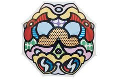 Lovely illustrated umbrella designs by Craig & Karl for Harbour City, Hong Kong