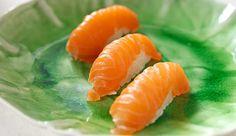 Nigiri-sushi-med-laks