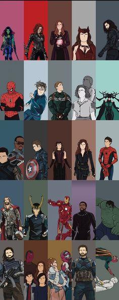 Marvel Avengers Movies, Marvel Fan Art, Marvel Films, Loki Marvel, Marvel Jokes, Disney Marvel, Marvel Funny, Marvel Comics, Avengers Art