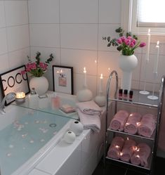 Bathroom ideas, bathroom remodel, bathroom decor and bathroom organization! Bathrooms can be beautiful too! These are the bathrooms that inspire me the most from claw-foot tubs to shiny fixtures. Aesthetic Rooms, Bathroom Interior, Bathroom Remodeling, Remodeling Ideas, Remodel Bathroom, Dream Rooms, Small Bathroom, Budget Bathroom, Bathroom Ideas