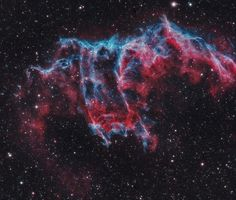 NASA's Astronomy Picture Of The Day: A Spectre In The Eastern Veil