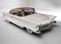 '54 Mercury Monterey XM-800 Concept Car.