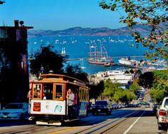 San Francisco by Gilles-Marchand