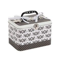 Black+and+White+Purse+Tin+-+OrientalTrading.com