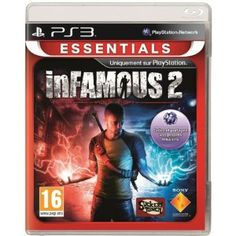 Infamous 2 - PlayStation 3, Action (PEGI 16)