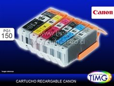 Vuelven a Stock los Cartuchos para Canon Ip 150 151 5 colores - http://www.suministro.cl/product_p/5107030107.htm#utm_sguid=166629,92bc32fc-6a68-a7f1-a905-ee87a3a9040f