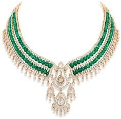 Farah Khan Fine Jewelry Royal Raga Necklace
