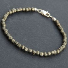 http://www.diynotion.com/store/p683/Handmade_Men's_Women_Pyrite_Bracelet_with_925_Sterling_Silver_Beads_%26_Clasp_Healing_Gemstone_BR517.html  Handmade Men's Women Pyrite Bracelet with 925 Sterling Silver Beads & Clasp  http://www.diynotion.com/store/p683/Handmade_Men's_Women_Pyrite_Bracelet_with_925_Sterling_Silver_Beads_%26_Clasp_Healing_Gemstone_BR517.html