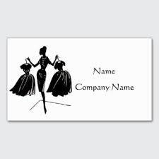 Image result for dressmaker business cards
