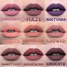 kat von dee everlasting liquid lipstick 2017
