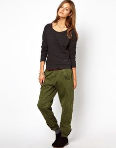 star loose cargo trousers chels you need these more star cargo. Black Bedroom Furniture Sets. Home Design Ideas