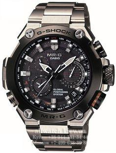 НОВИНКА!!! CASIO G-SHOCK MR-G GPS Atomic Solar MRGG1000D-1A