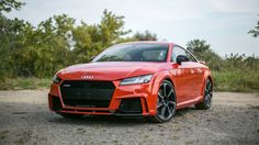 What's not to love about 2018 Audi TT RS that makes nearly double the power of the base model!