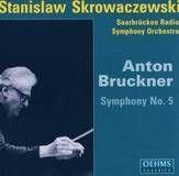 Anton Bruckner: Symphony No. 5 [CD], 10004265