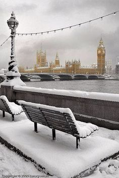 Winter Wonderland - London