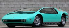 One-of-a-kind Bizzarrini Manta to cross the block | Hemmings Blog: Classic and collectible cars and parts