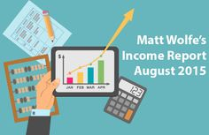 Personal Income Report  August 2015