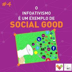 Porque nós incentivamos o infoativismo, que é utilizar as ferramentas da web para fazer a mudança social de várias maneiras, seja compartilhando boas práticas ou sendo um voluntário online do VOL.  Isso é #socialgoodbr!