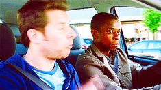 Best Psych GIF ever. I miss this show Shawn And Gus, Shawn Spencer, Best Tv Shows, Best Shows Ever, Favorite Tv Shows, Psych Quotes, Movie Quotes, Real Detective, Detective Agency