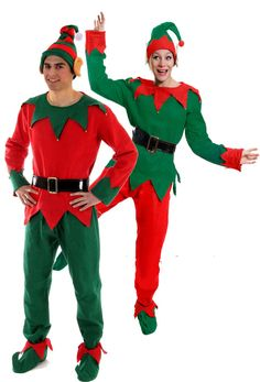 Christmas Female Adult Elf Fancy Dress Up Costume Outfit Themed Xmas Hen Party