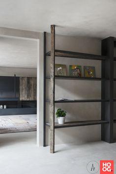 Wabi Sabi, Home Living Room, Interior Design Living Room, Minimalist Interior, Joinery, Bookshelves, Cosy, Indiana, Floors