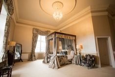Somewhere to rest at the end of a long day, feel like royalty with these massive rooms, each offering views of the Forest of Dean Country House Wedding Venues, Forest Of Dean, Guest Room, Royalty, Castle, Rooms, Furniture, Home Decor, Royals