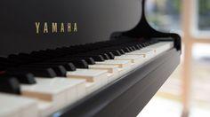 Klavier mit Multiroom-Anschluss – von Yamaha.