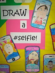 Art Education and Beyond High School Art Projects, Art School, Preschool Classroom, Art Classroom, Kindergarten, Drawing For Kids, Art For Kids, Art Drawings, 5th Grade Art