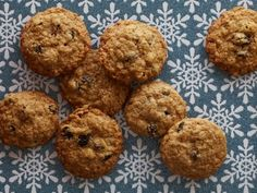 Get Alton Brown's The Oatiest Oatmeal Cookies Ever Recipe from Cooking Channel