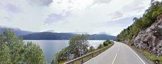 Norway. Rv15, Sogn og Fjordane