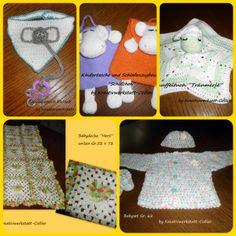 Handgearbeitete Produkte für Babys und Kids