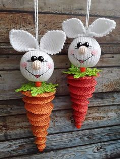[Free Pattern] These Little Easter Bunnies Are So Cute, It Is Impossible To Pick A Fave! Baby Knitting Patterns Toys We eat! This Pin was discovered by Вар Crochet Toys Patterns, Baby Knitting Patterns, Amigurumi Patterns, Stuffed Toys Patterns, Crochet Designs, Amigurumi Tutorial, Holiday Crochet, Easter Crochet, Crochet Bunny
