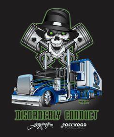 Night Train Trucking - Disorderly Conduct