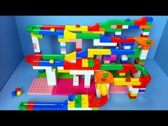 We unbox the Marble Run from Hubelino. Kids love to unbox and play with the marble runs. These toys are great for kids to play with. We unbox other toys like. Marble Race, Lego Duplo, Lego Ideas, Children, Kids, Racing, Play, Youtube, Tips And Tricks