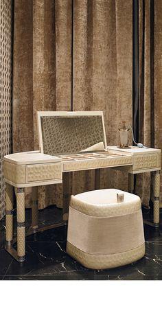 Luxury nighstand. Neutral tones nighstand. Modern nighstand.  Luxury furniture. Interior design, interiors, decor. Take a look at: www.bocadolobo.com