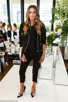 Those shoes were made for walking! Australian model and singer Cheyenne Tozzi stunned at the Elle We Are Women event held in Sydney on Saturday, wearing $4,295 Balenciaga heels